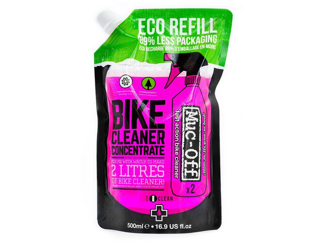 Muc-Off Cycle Cleaner Koncentrat Nano Gel Cykelrenser 500 ml (2019) | polish_and_lubricant_component